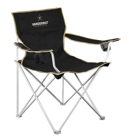 Vanderbilt Commodores NCAA Deluxe Chair