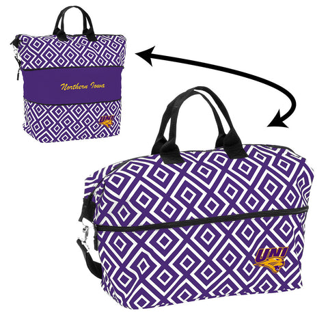 Northern Iowa Panthers NCAA Expandable Tote