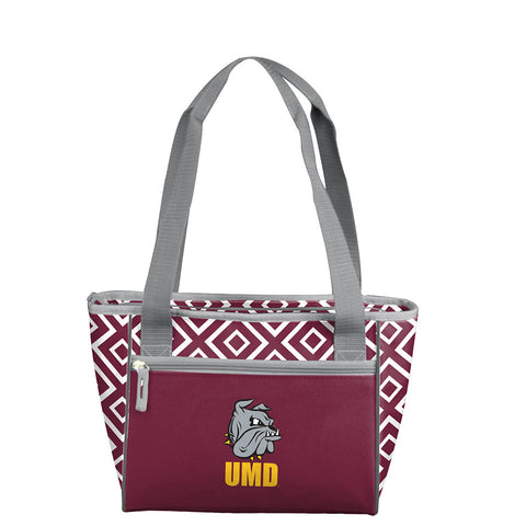 Minnesota Duluth Bulldogs NCAA 16 Can Cooler Tote