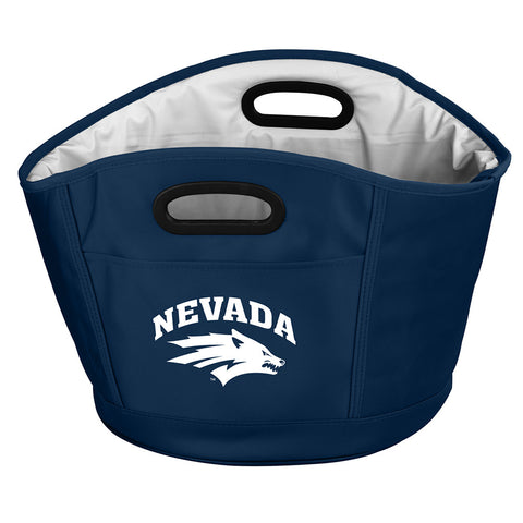 Nevada Wolf Pack NCAA Collapsible Beverage Cooler Party Bucket