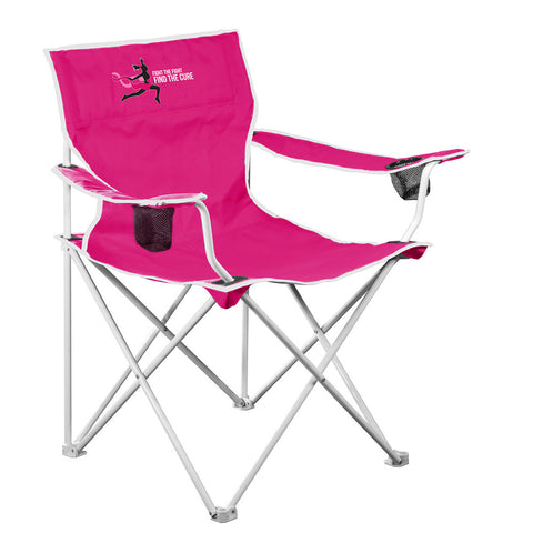 Breast Cancer Awareness Deluxe Chair