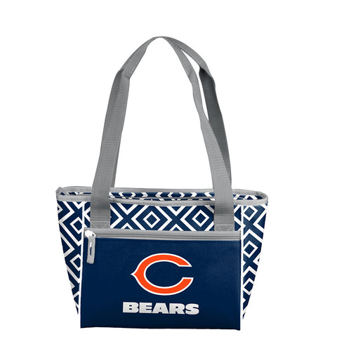 Chicago Bears NFL 16 Can Cooler Tote