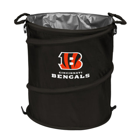 Cincinnati Bengals NFL Collapsible Trash Can Cooler