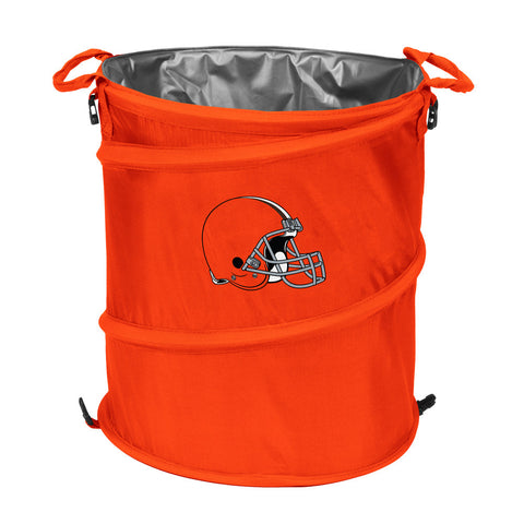 Clevland Browns NFL Collapsible Trash Can Cooler