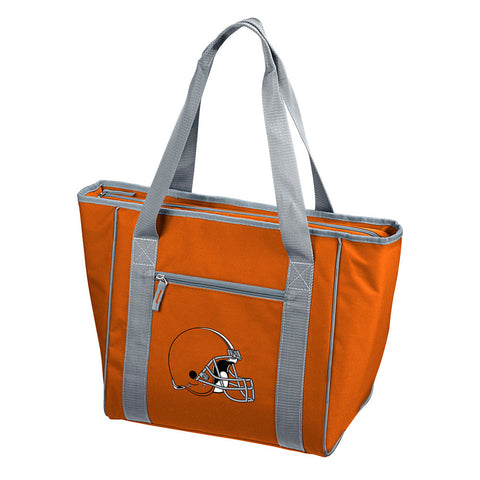 Cleveland Browns NFL 30 Can Cooler Tote