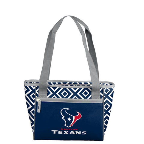 Houston Texans NFL 16 Can Cooler Tote