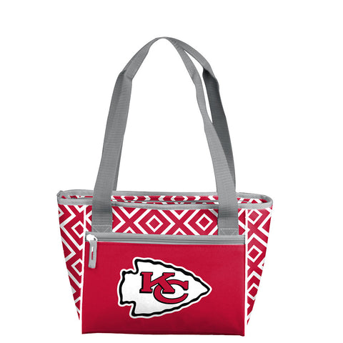 Kansas City Chiefs NFL 16 Can Cooler Tote