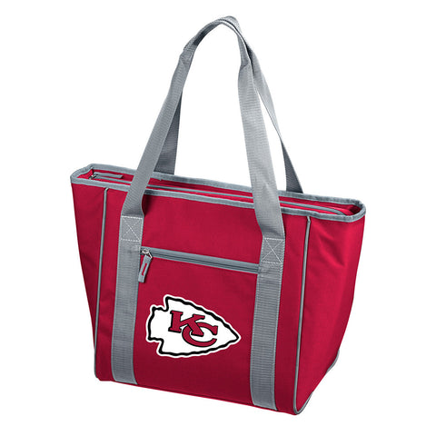 Kansas City Chiefs NFL 30 Can Cooler Tote