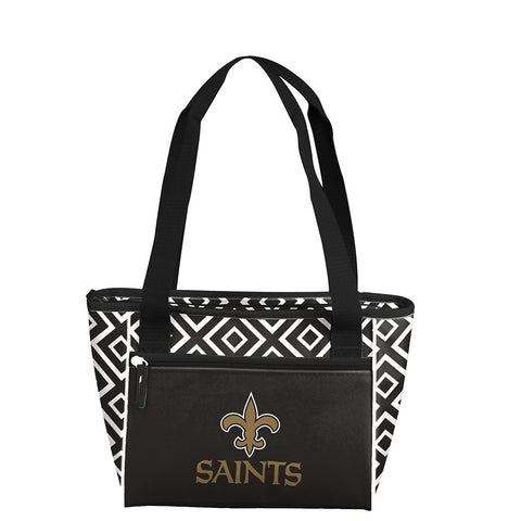 New Orleans Saints NFL 16 Can Cooler Tote