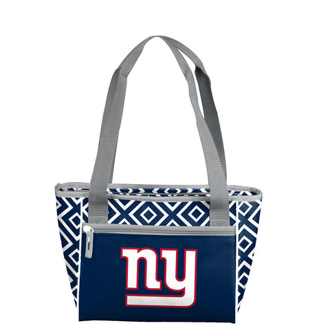 New York Giants NFL 16 Can Cooler Tote