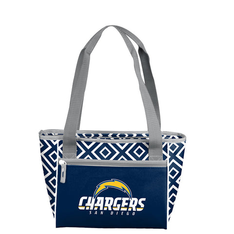 San Diego Chargers NFL 16 Can Cooler Tote