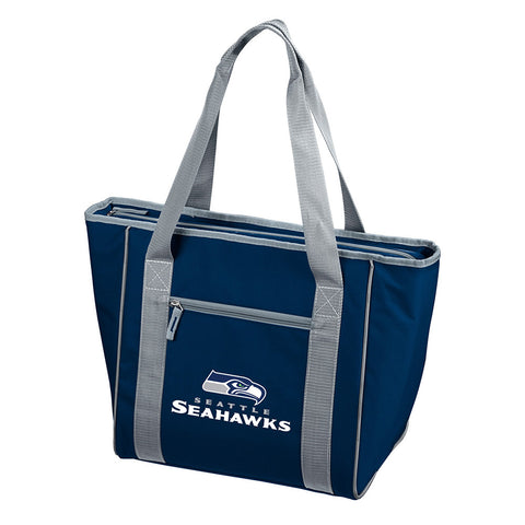Seattle Seahawks NFL 30 Can Cooler Tote