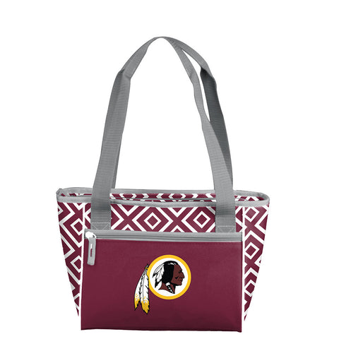 Washington Redskins NFL 16 Can Cooler Tote