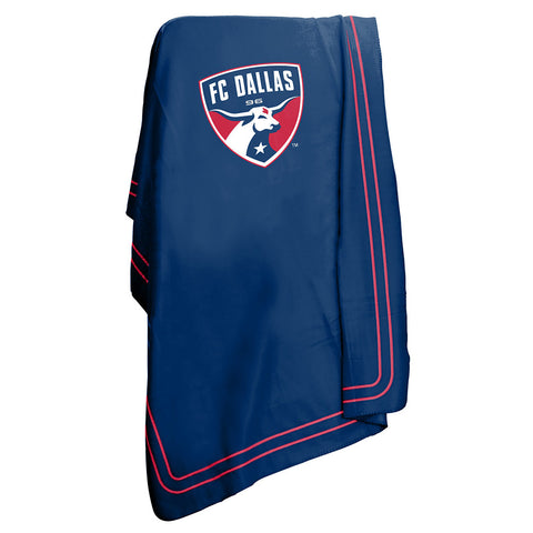 FC Dallas MLS Classic Fleece Blanket