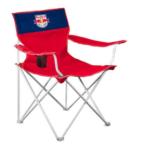 New York Red Bulls MLS Canvas Chair