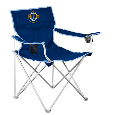 Philadelphia Union MLS Deluxe Folding Chair