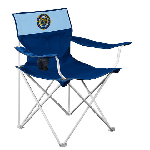 Philadelphia Union MLS Canvas Chair