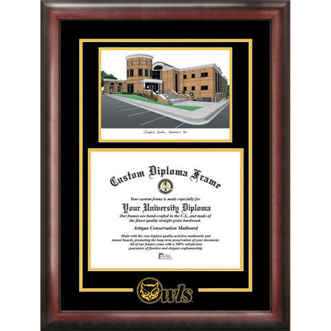 Kennesaw State University Spirit Graduate Frame with Campus Image
