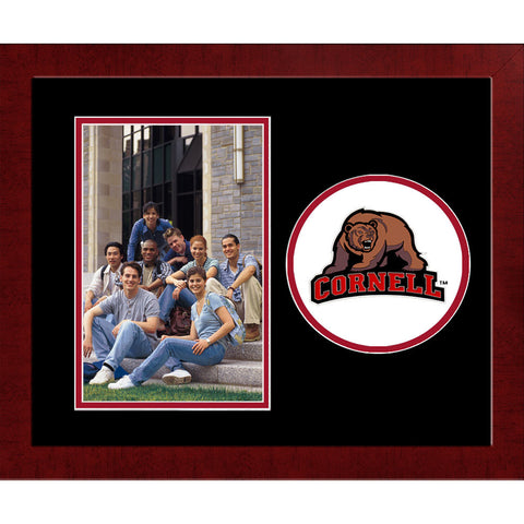 Cornell University Spirit Photo Frame Vertical