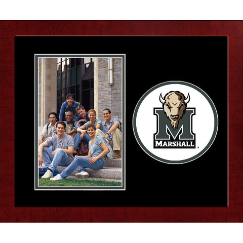 Marshall University Spirit Photo Frame Vertical