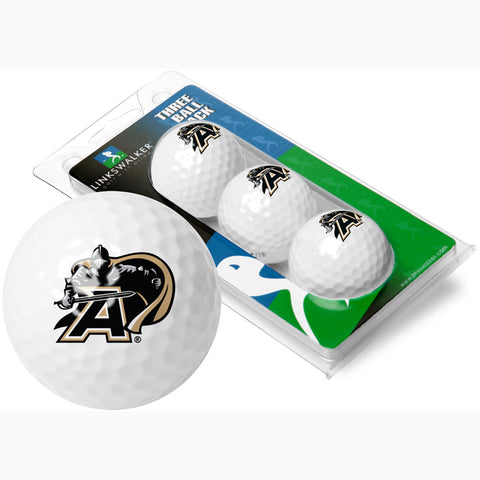 Army Black Knights NCAA 3 Golf Ball Sleeve Pack