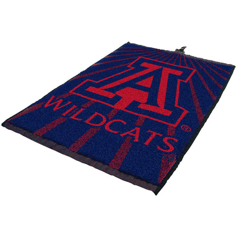 Arizona Wildcats NCAA Cotton Golf Towel