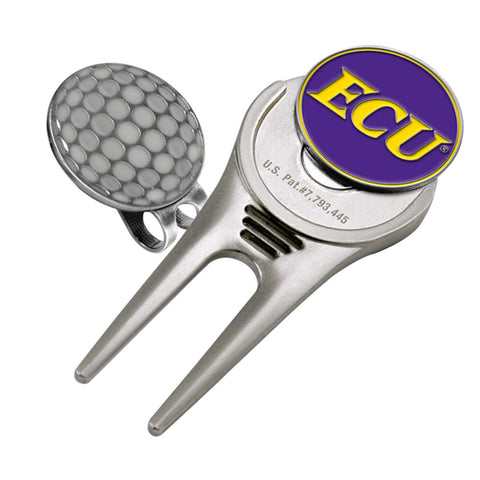 East Carolina Pirates NCAA Cap Tool w/ Ball Marker