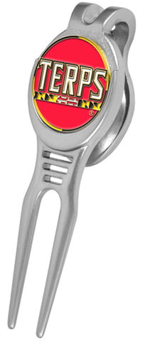 Maryland Terps NCAA Kool Tool w/ Ball Marker