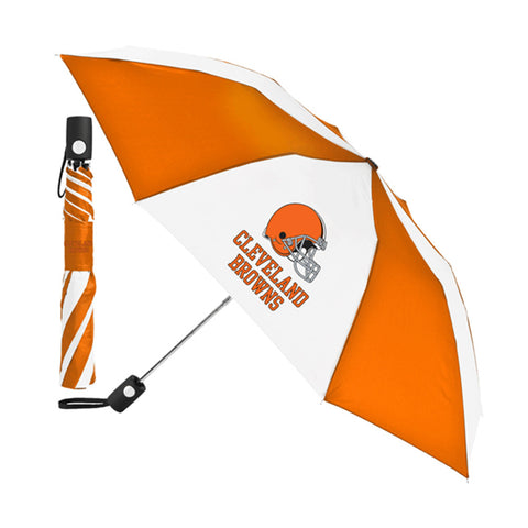 Cleveland Browns NFL Automatic Folding Umbrella