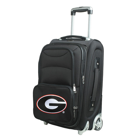 Georgia Bulldogs NCAA 21 inch Carry On