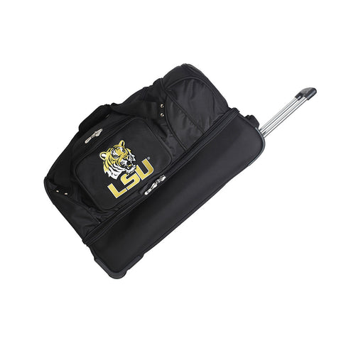 LSU Tigers NCAA 27 inch Drop Bottom Duffel