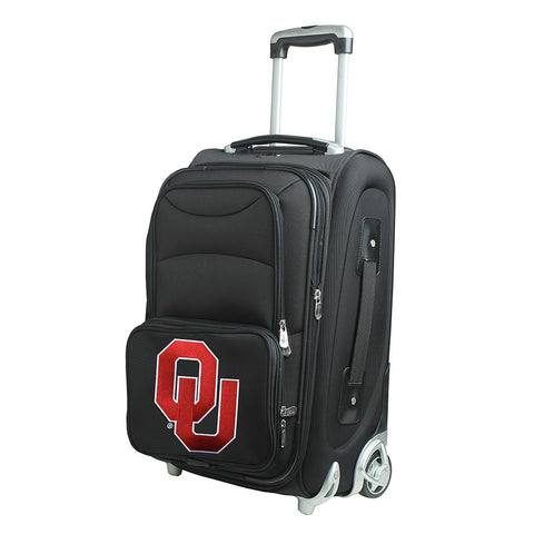 Oklahoma Sooners NCAA 21 inch Carry On