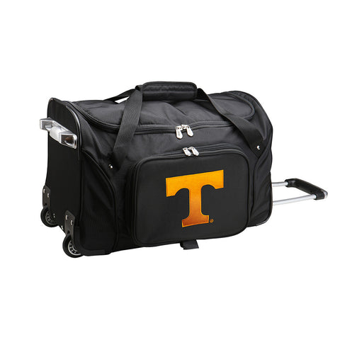 Tennessee Volunteers NCAA 22 inch Wheeled Duffel