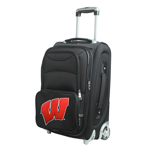 Wisconsin Badgers NCAA 21 inch Carry On