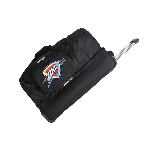 Oklahoma City Thunder NBA 27 inch Drop Bottom Duffel