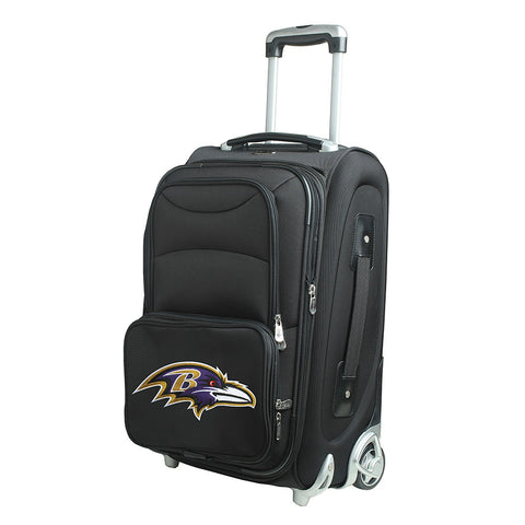 Baltimore Ravens NFL 21 inch Carry On