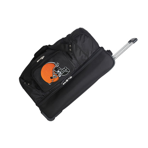 Cleveland Browns NFL 27 inch Drop Bottom Duffel