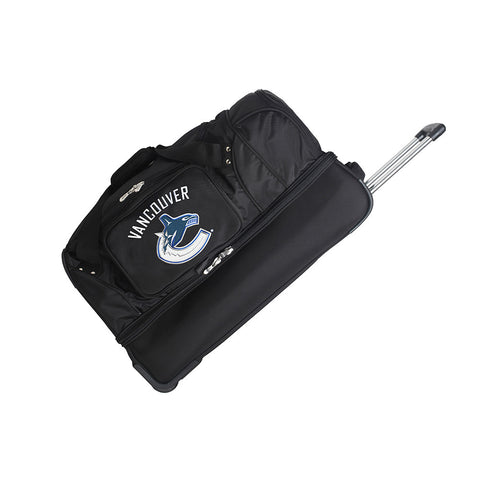 Vancouver Canucks NHL 27 inch Drop Bottom Duffel