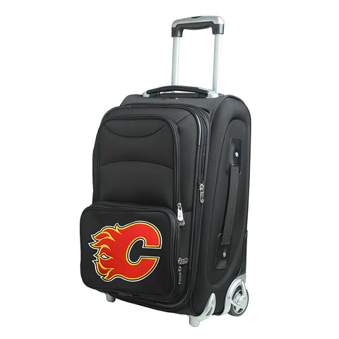 Calgary Flames NHL 21 inch Carry On