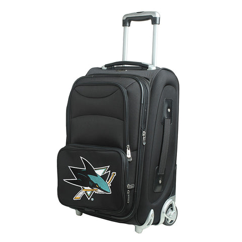 San Jose Sharks NHL 21 inch Carry On