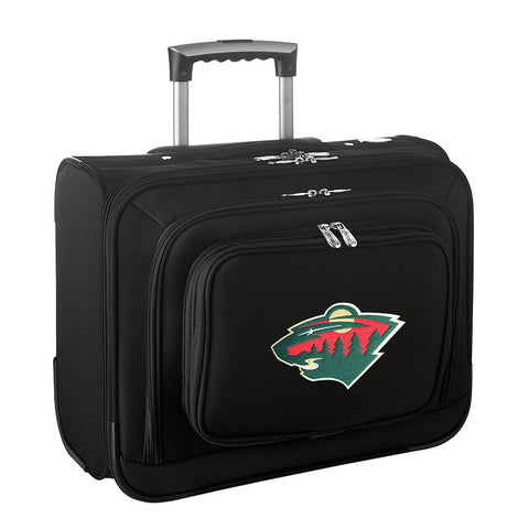 Minnesota Wild NHL Wheeled Laptop Overnighter