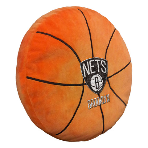 Brooklyn Nets NBA 3D Sports Pillow