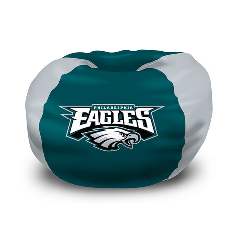 Philadelphia Eagles NFL Team Bean Bag 96 Round