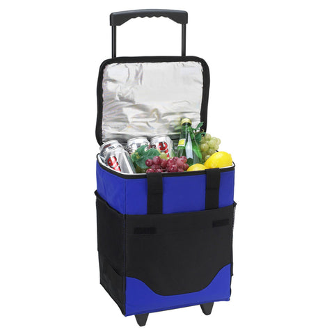 Adventurer 32 Can Collapsible Rolling Cooler