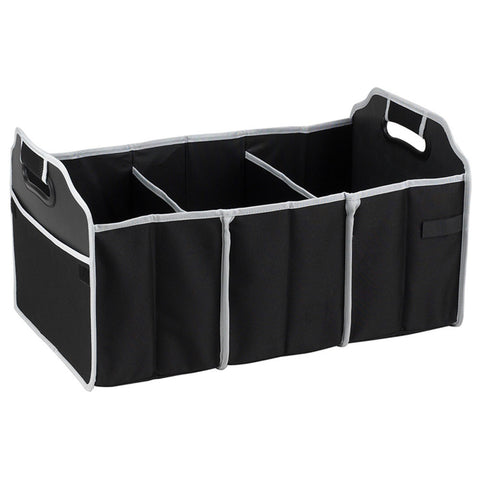 Collapsible Trunk Organizer Black
