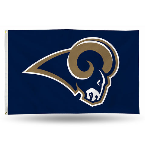 Los Angeles Rams NFL 3ft x 5ft Banner Flag