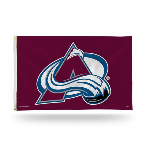 Colorado Avalanche NHL 3ft x 5ft Banner Flag