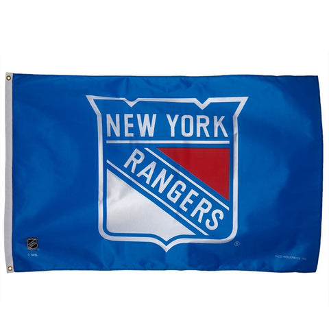 New York Rangers NHL 3ft x 5ft Banner Flag