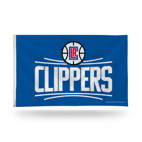 Los Angeles Clippers NBA 3ft x 5ft Banner Flag