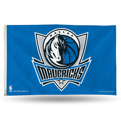 Dallas Mavericks NBA 3ft x 5ft Banner Flag